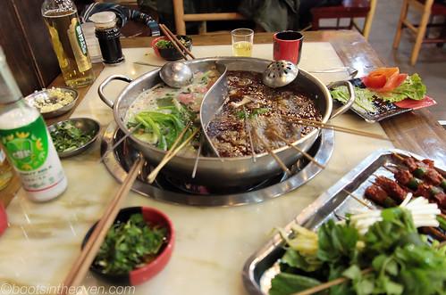 Sichuan Hotpot Heaven