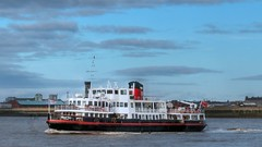 "Mersey Ferry ""Royal Iris Of The Mersey"""