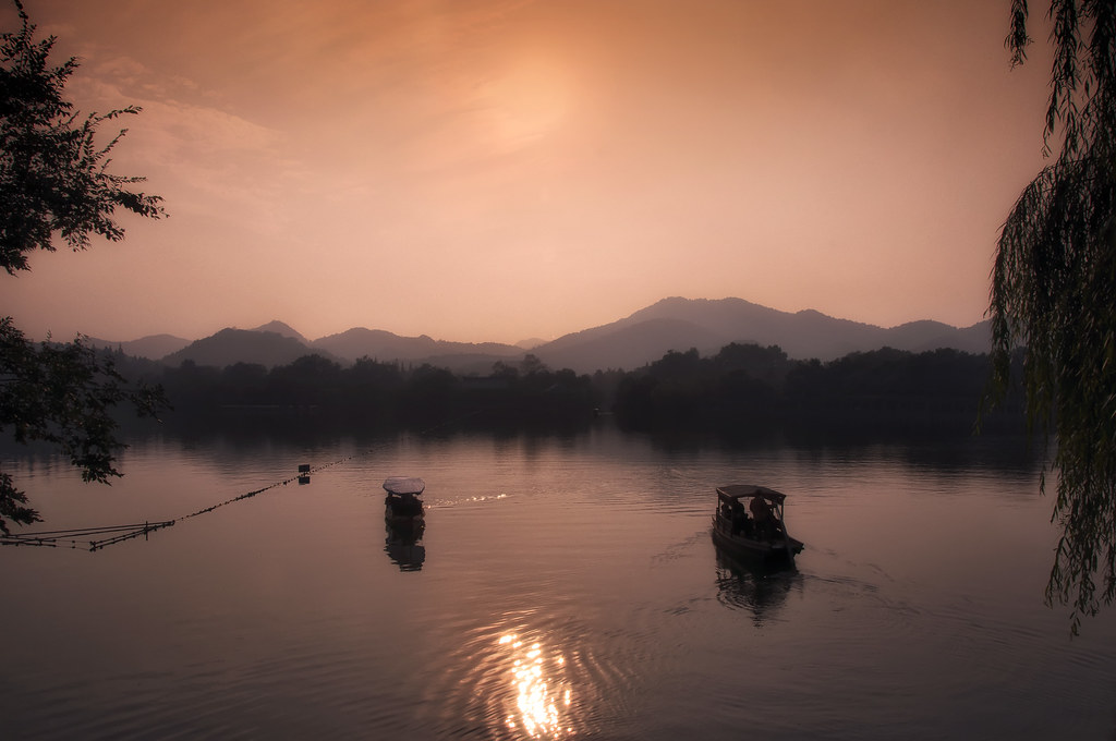 West Lake of Hangzhou (Xī Hú)