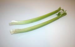 07 - Zutat Staudensellerie / Ingredient celeriac
