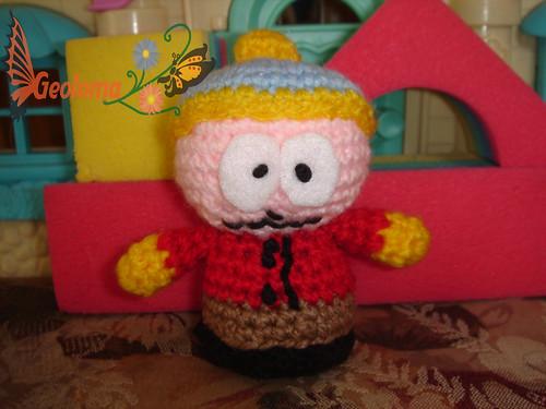 Cartman llavero