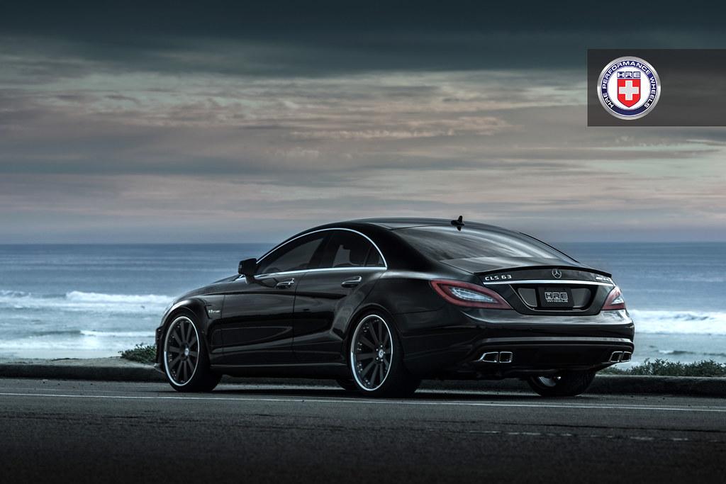 Mercedes cls 63 amg on hre 943rl 21 forums for Mercedes benz cls series