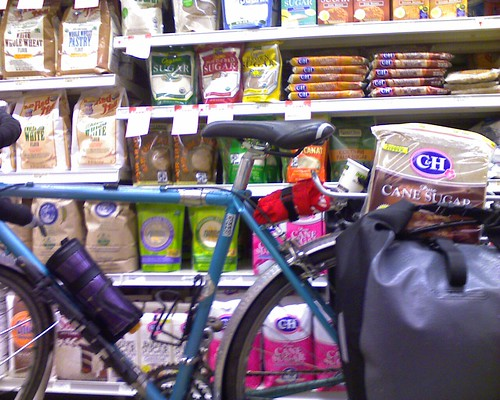 Utilitaire #9, Grocery store