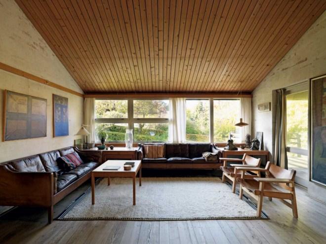 The home of Børge Mogensen