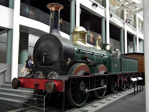 1854 NSW Steam Locomotive No 1
