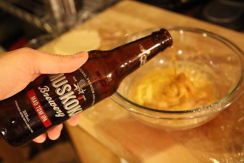 Muskoka Mustard Beer Batter