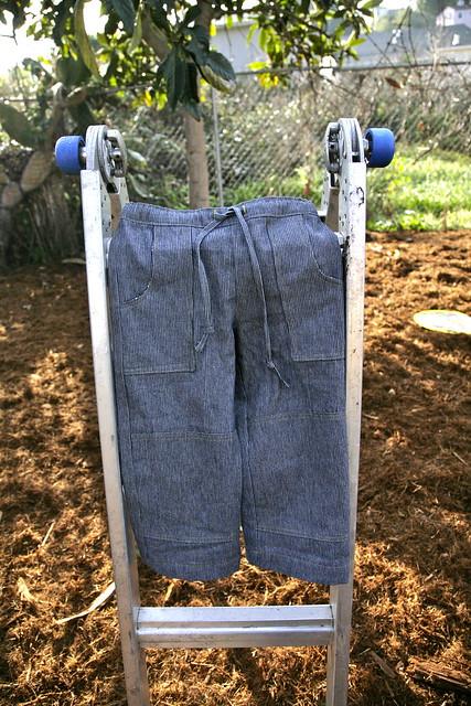 O+s Sandbox Pants, front