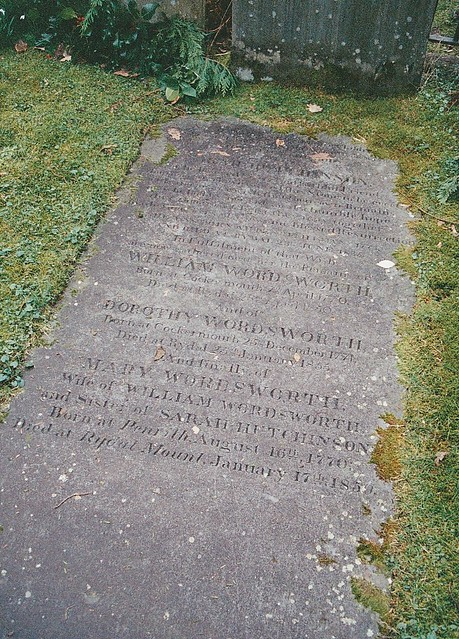 William Wordsworth grave