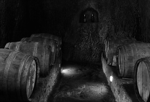 Pitigliano - The winery of the ancient Jewish ghetto