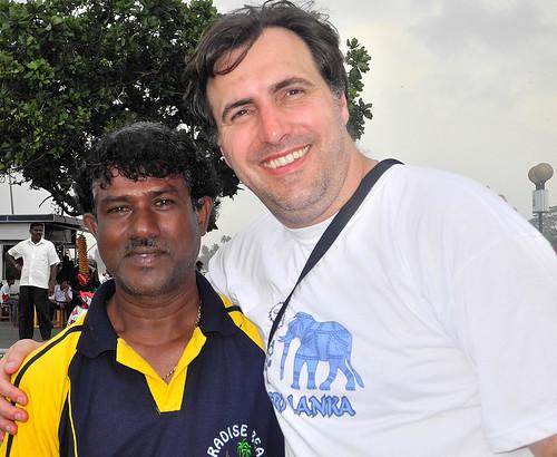 Matara's greatest Tuk Tuk Driver - Sri Lanka