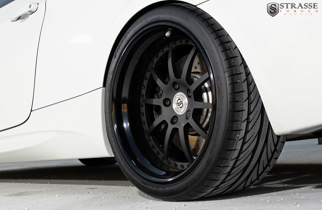 Strasse Forged Wheels Modded Aw E92 M3 Step Lip