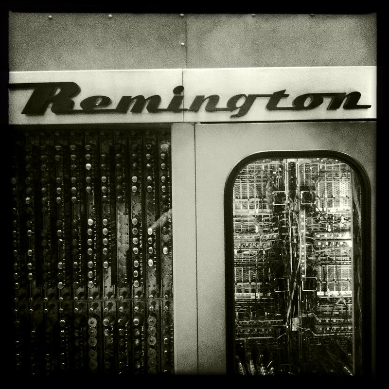 remington, deutsches museum, munich