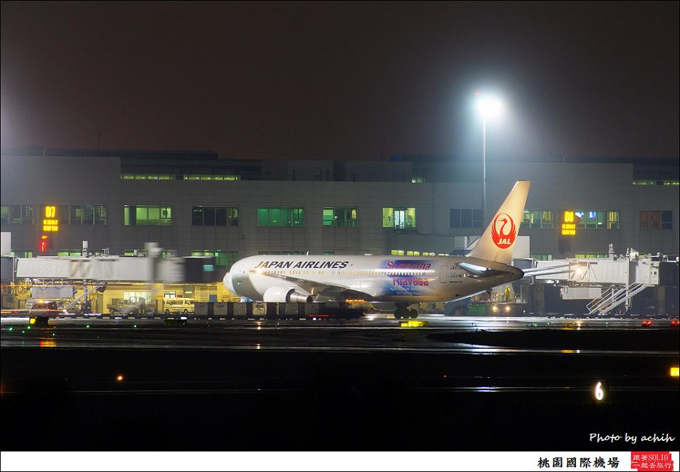 JAL JA615J客機006