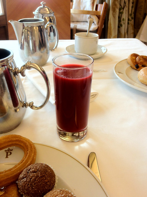 Parador desayuno buffet 6