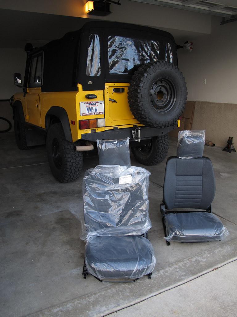 New Seats
