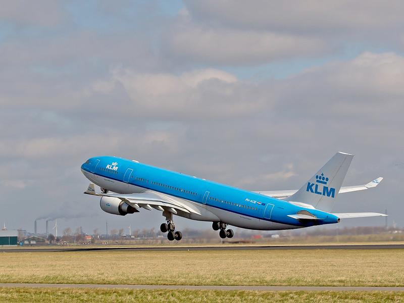 KLM - Polderbaan Schiphol