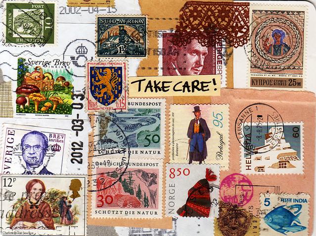 Meta Postcard #7 2012