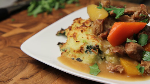 ... Patrick's Day Recipe – Lamb Stew with Colcannon | The Aimless Cook