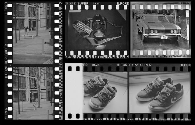 Monochrome Montage...