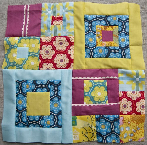Squaretastic Block for Elizabeth