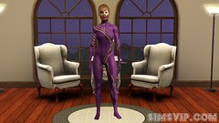 Acrobatic Career Outfit (Level 4, 5 and 6) Female