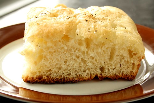 Martha Stewart's Focaccia from Martha's Entertaining