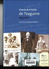 Història de la família de Yzaguirre