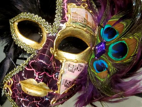 Creative Masquerade Mask