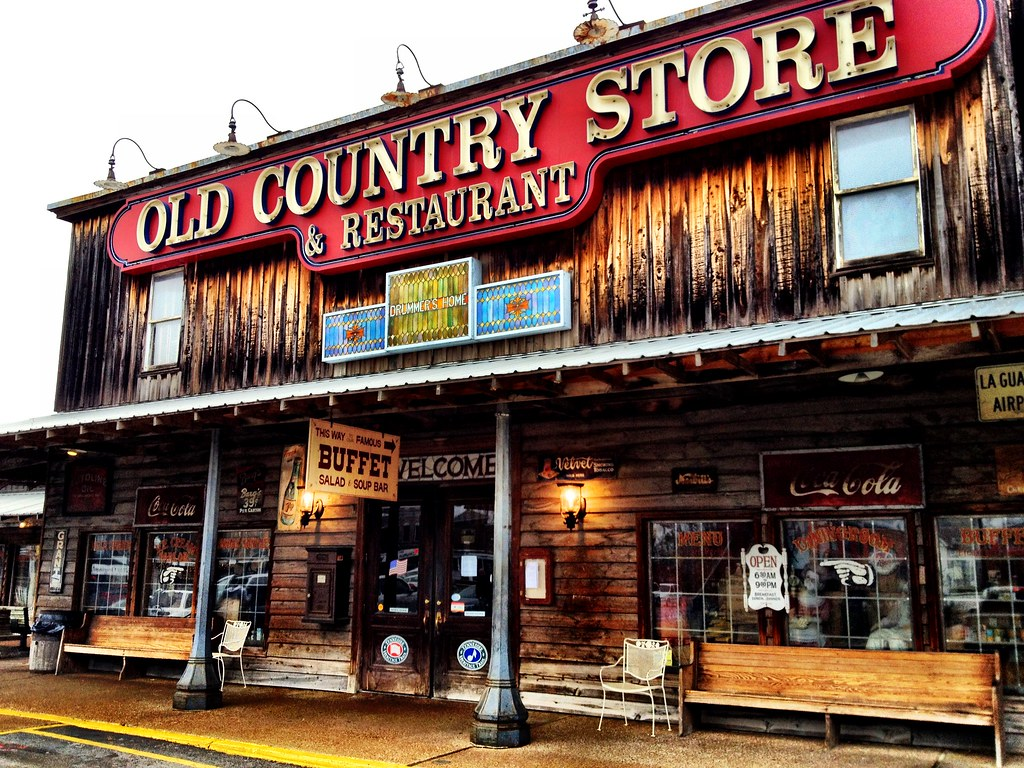 Old Country Store In Jackson Tn Old Country Store Near Th Flickr