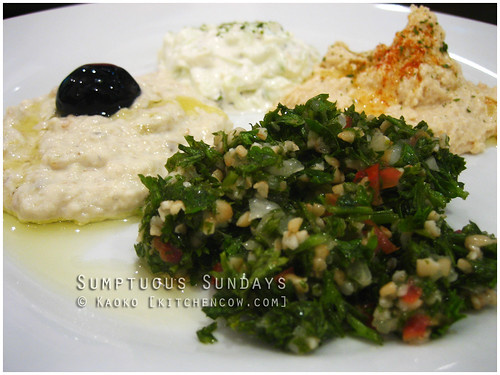 Sumptuous Sunday: Cafe Mediterranean