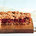 Strawberry Honey Oatmeal Bars