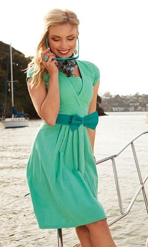 ahoy! dress