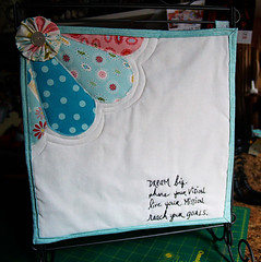 Dream Big - Project Quilting challenge #3
