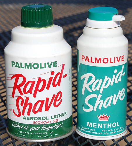 Palmolive Rapid Shave by Roadsidepictures