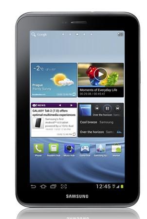 """Samsung Galaxy Tab 2.0 (7"""")"""