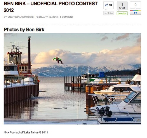 Unofficial Photo Contest