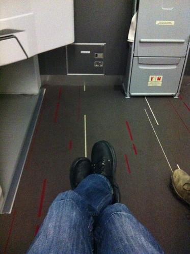 A380 -Leg Room