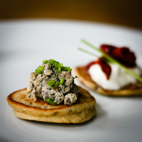 Great british chefs savoury pancakes for pancake day for Canape vegan