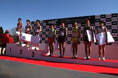 ジュニア男子8km 表彰式