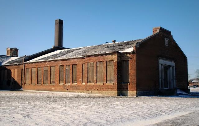 Wheatley School in Altgeld Gardens.