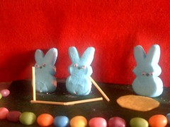 Blue Peep Group: Easter Rehearsal
