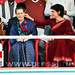 Sonia Gandhi with Priyanka in Raebareli (5)