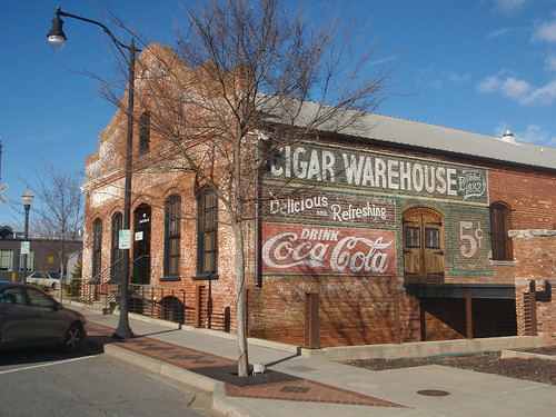 Cigar Warehouse by jbjelloid