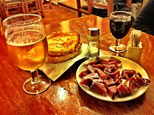 Santa Gertrudis de Fruitera Ibiza | Bar Costa | Jamón