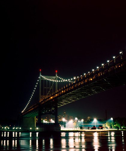 Triborough Bridge, disappearing