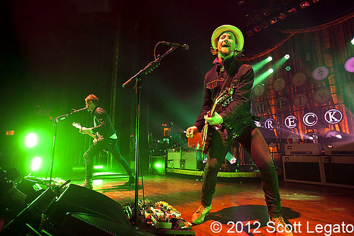 Needtobreathe - 03-27-12 - Royal Oak Music Theatre, Royal Oak, MI