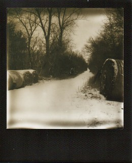 Snow Covered Path-1