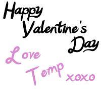 Vday - Temp