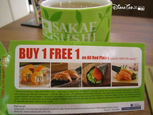 Sakae Sushi, Festival Mall 02