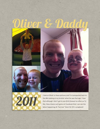 Oliver & Daddy